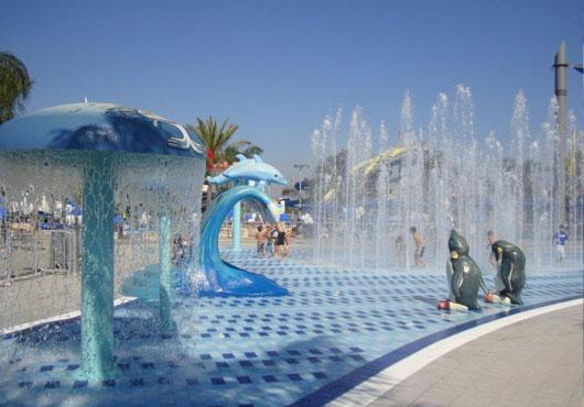 ימית ספארק המים